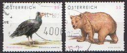 Austria Used Pair - Stamps
