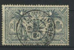NOUVELLES HEBRIDES    N° Y&T  51  (o) - Légende Anglaise