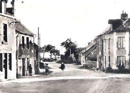 CP  D  53  LOUPFOUGERES  Route De Mayenne - France