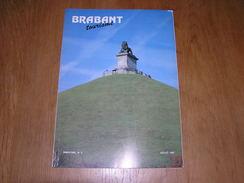 BRABANT Revue N° 3 1987 Régionalisme Brabant Wallon Art Naïf Art Nouveau Bruxelles Carrosserie Carrosse Nivelles - België