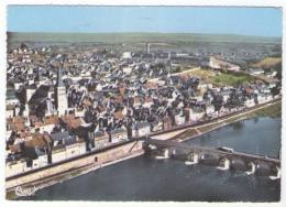 GF, (58) 148, La Charité Sur Loire, Combier 267 16 A, Vue Générale, Voyagée En 1962, Bon état - La Charité Sur Loire