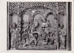 AK Frauenburg - Dom - Geburt Christi Auf Einem Flügel Des Ehemaligen Hochaltars Von 1504 - 1942 (32260) - Westpreussen