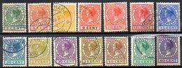 PAYS-BAS - (Royaume) - 1924-27 - N° 138 à 151 - (Effigie De La Reine Wilhelmine) - Periodo 1891 – 1948 (Wilhelmina)