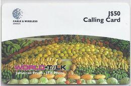 JAMAICA - FRUITS - Jamaica