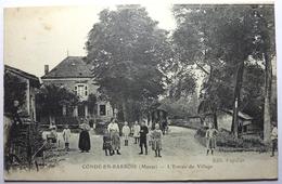 L'ENTRÉE DU VILLAGE - CONDÉ EN BARROIS - Otros Municipios