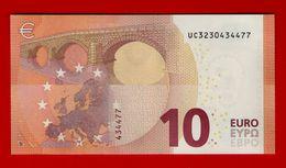 FRANCE 10 EURO U010 F3 FRANÇA - U010F3 - UC3230434477 - UNC NEUF FDS - 10 Euro