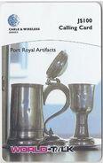 JAMAICA - PORT ROYAL ARTIFACTS - Jamaica
