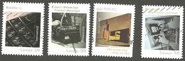 Sc # 2488a-d Canadian Innovations  Booklet Set Used 2011 K905 - 1952-.... Règne D'Elizabeth II