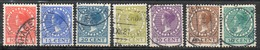 PAYS-BAS - (Royaume) - 1926-28 - N° 176 à 185 - (Effigie De La Reine Wilhelmine) - 1891-1948 (Wilhelmine)