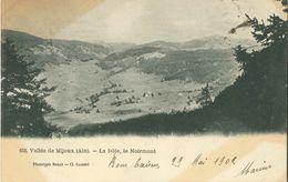 Cpa Vallée De MIJOUX (Ain) 01 - 1902 - La Dôle, Le Noirmont - N°653 Phototypie Bogat - France
