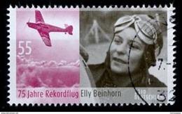 Allemagne Fédérale - Germany - Deutschland 2010 Y&T N°2639 - Michel N°2814 (o) - 55c Elly Beinhorn - [7] République Fédérale