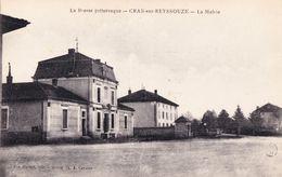 01 : Cras Sur Reyssouze : La Mairie - France