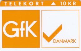 Denmark, KP 133, Gfk, Danmark, Mint Only 1000 Issued, 2 Scans. - Denmark
