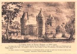 CPM - Le Château Féodal De BEERSEL (Brabant), Au XVIIIe Siècle. - Beersel
