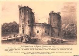 CPM - Le Château Féodal De BEERSEL (Brabant), En 1840. - Beersel