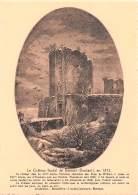 CPM - Le Château Féodal De BEERSEL (Brabant), En 1872. - Beersel