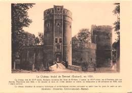 CPM - Le Château Féodal De BEERSEL (Brabant), En 1931. - Beersel