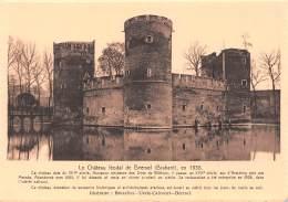 CPM - Le Château Féodal De BEERSEL (Brabant), En 1938. - Beersel