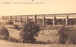 MORESNET - Grand Viaduc.  Longueur 1300 M. - Hauteur 68 M. - Blieberg