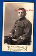Photo Ancienne Vers 1910 - ZURICH - Portrait Militaire Armée Suisse 66. Regiment 66e - Eduard Schucht Pose Boy Garçon - War, Military