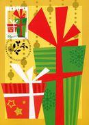 """Entier Postal De 2012 D'Australie Sur CP Avec Timbre Et Illust. """"Cadeaux De Noël"""" - Noël"""