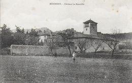 84)    MERINDOL -  Chateau La Bourdille - Andere Gemeenten
