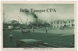Eritrea - Massawa / MASSAUA - Veduta Parziale Del Porto +++ Éd. Cartoleria, #28 ++++ - Erythrée