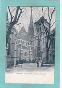 Small Old Postcard Of Cathedrale De Saint-Pierre,Geneve,Switzerland,,K46.. - GE Ginevra