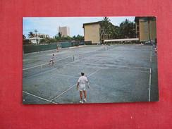 Tennis At Sea Garden Tennis & Beach Club  Pompano Beach Florida  == =ref 2777 - Tennis