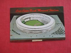 Civic Center Busch Memorial Statdium  ST Louis Mo.== =ref 2777 - Postcards