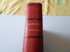 ROMANS DIVERS  REVUE DE LA FAMILLE   ****   A   SAISIR   ***** - Bücher, Zeitschriften, Comics