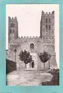 Small Old Postcard Of Cathédrale Sainte-Eulalie-et-Sainte-Julie D'Elne Elne,Roussillon, France.,K46.. - Saint Riquier