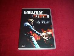 JOHNNY  HALLYDAY  ° OLYMPIA 2000 LE FILM - Concert & Music