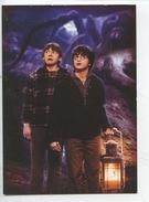 Harry Potter - Harry Ron & Aragog L'araignée Forêt Interdite (Warner BROS) édition Mango 2002 Cp Vierge - Affiches Sur Carte
