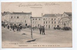 PARTHENAY (79) - ENTREE DE LA VILLE EN ARRIVANT DE LA GARE - Parthenay
