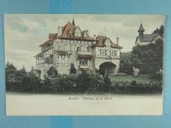 Dinant Château De La Haut (colorisée) - Dinant