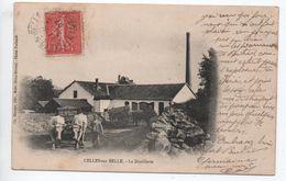 CELLES SUR BELLE (79) - LA DISTILLERIE - Celles-sur-Belle
