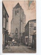 CELLES SUR BELLE (79) - L'EGLISE - Celles-sur-Belle