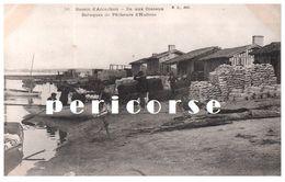 33  Ile Aux Oiseaux  Baraque De Pêcheurs D'huitres - Arcachon