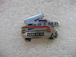Pin's De La Société STMP, Fournitures Pour Automobiles - Unclassified