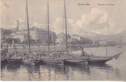 BE17-  SANTANDER  BARCOS DE PESCA - Cantabria (Santander)