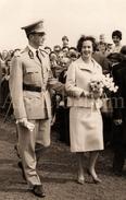 Postcard / ROYALTY / Belgique / Roi Baudouin / Reine Fabiola / Koningin Fabiola / Koning Boudewijn / Breendonk / 1961 - Puurs