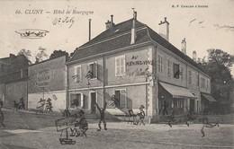 71 - CLUNY - Hôtel De Bourgogne - Cluny