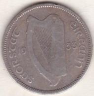 IRELAND. 1 SHILLING 1933. ARGENT - Irlande