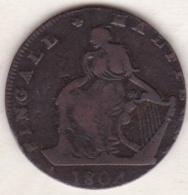 Irlande. DUBLIN. FINGALL. ½ Penny 1804. WH Co. - Ireland
