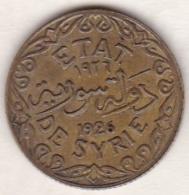 ETAT DE SYRIE. 5 PIASTRES 1926, Sans Differents - Syrie
