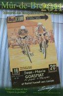 6507  Cyclisme  Mur De Bretagne:   Jean Marie Goasmat - Cycling