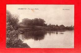 71 - Charette Varennes : Une Vue, Le Doubs, Cpa écrite - France