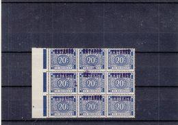 Katanga - COB Taxe 2 ** - Surcharge Recto Verso - Surch Fine Et épaisse - 1 Surch De Travers -parfois Katanga Très épais - Katanga