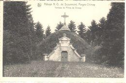 Chimay - Abbaye Notre Dame De Scourmont -  Forges-Chimay - Tombeau Du Prince De Chimay - Chimay